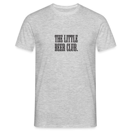 The Little Beer Club. Grey T Shirt - Men's T-Shirt