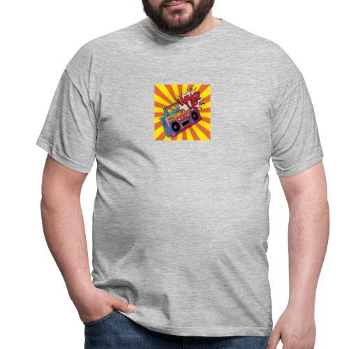 música - Camiseta hombre