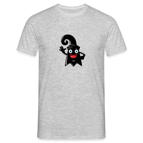 Babelstab1a hipster - Männer T-Shirt