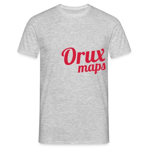 T Shirt Oruxmaps 1 - Camiseta hombre
