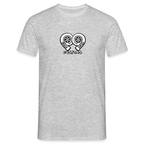 cbp logo - T-shirt Homme