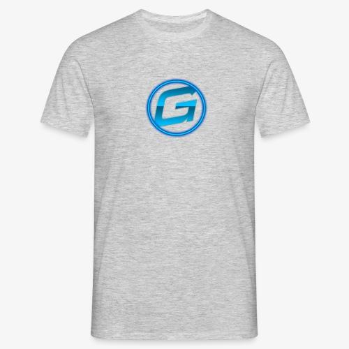 Logo klein - Mannen T-shirt