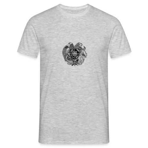 Herb Ormiański mały - Koszulka męska