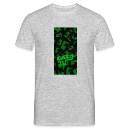 hoesje - Mannen T-shirt