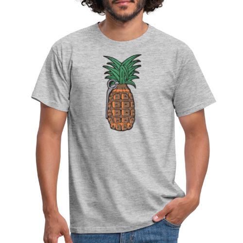 Pinapple Nade - Airsoft Meme - Camiseta hombre