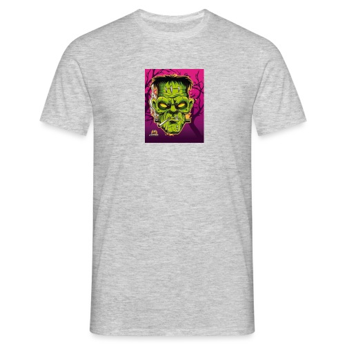 frankenstein - Camiseta hombre