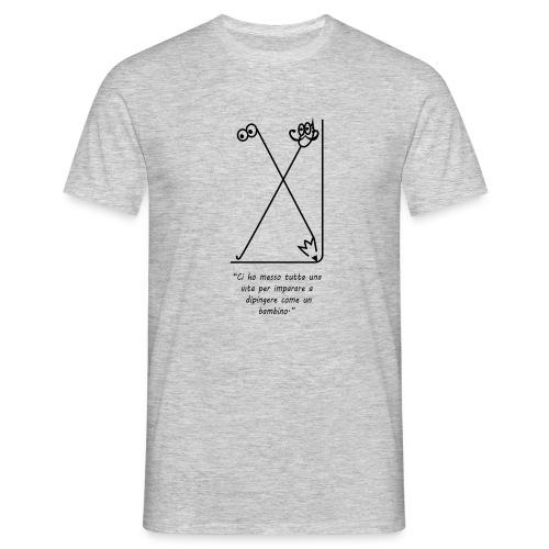 strumenti creativi - Maglietta da uomo