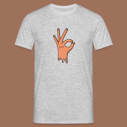 ok hand - T-shirt Homme