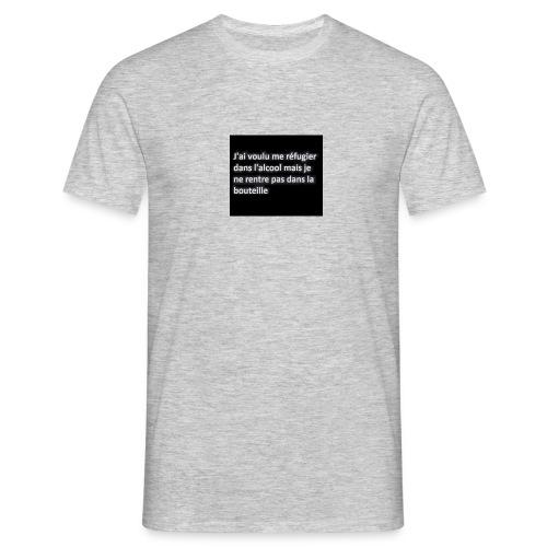 VenteSlmn - T-shirt Homme