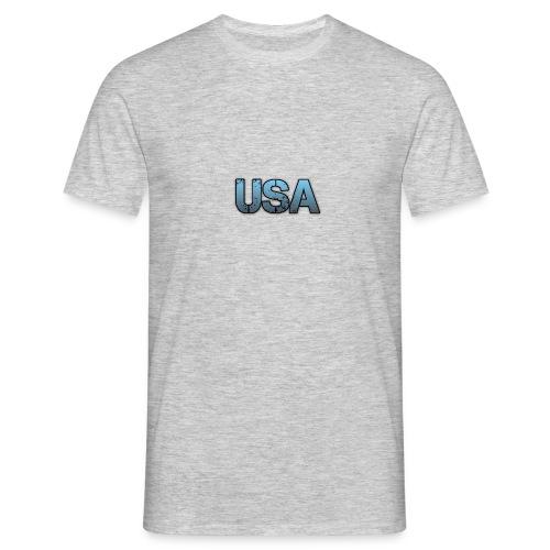 usa/estados unidos - Camiseta hombre