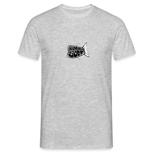 logotipo vectorizado low - Camiseta hombre