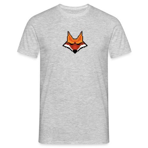 pixelfox png - Männer T-Shirt