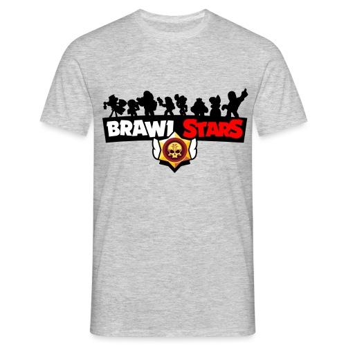 BRAWL STARS - Camiseta hombre