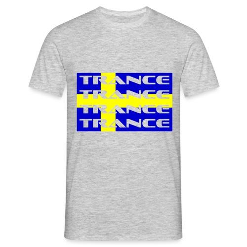sverige_trance - T-shirt herr
