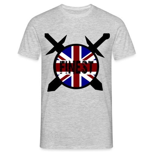 Wrestling's Finest - Men's T-Shirt
