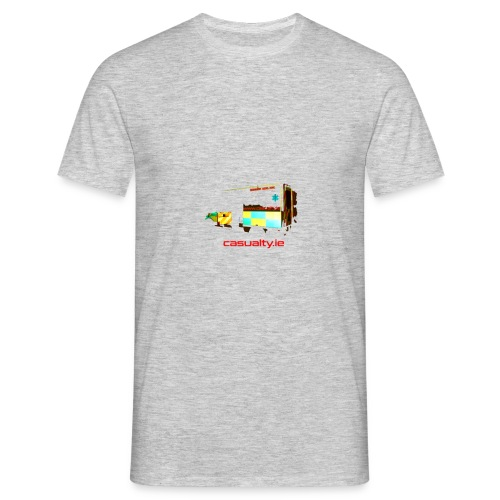 maerch print ambulance - Men's T-Shirt
