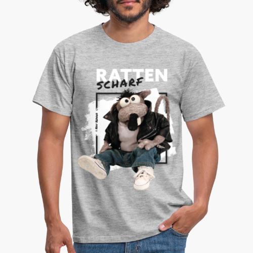 Rolf Rüdiger Rattenscharf - Männer T-Shirt
