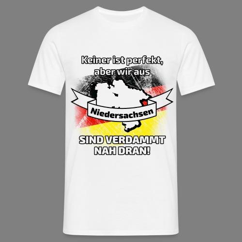 Perfekt Niedersachsen - Männer T-Shirt