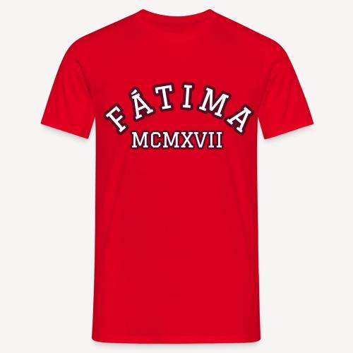 FATIMA MCMXVII - Men's T-Shirt