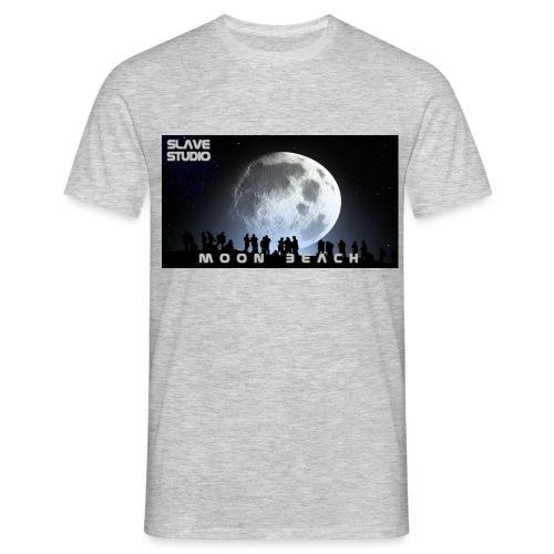Moon beach - Maglietta da uomo