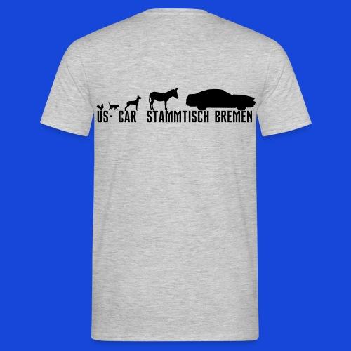 Evolution3 - Männer T-Shirt