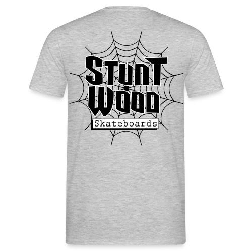 Spiderweb TShirt - Männer T-Shirt