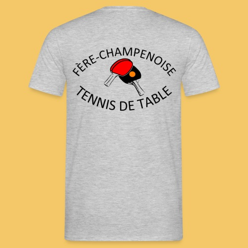 Logo fère 2018 - T-shirt Homme