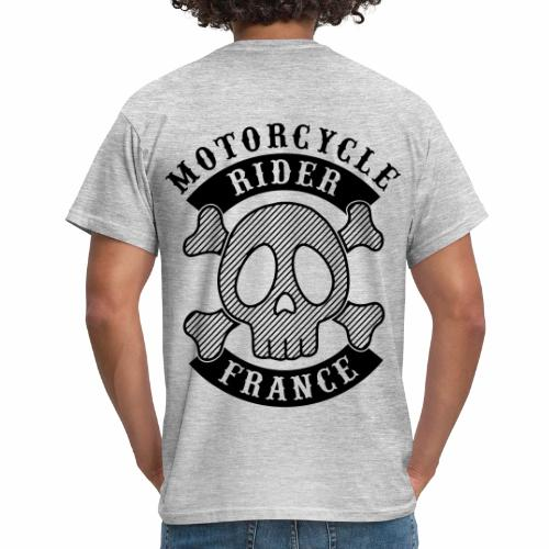 Motorcycle Rider France - T-shirt Homme