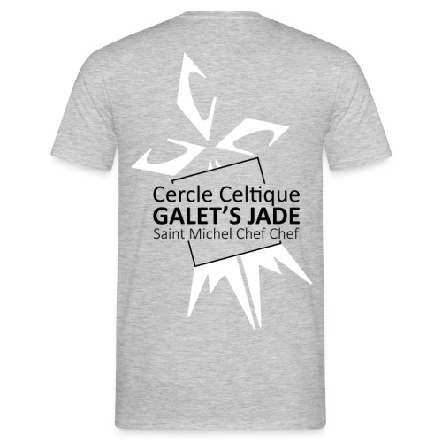 Galet's Jade - T-shirt Homme