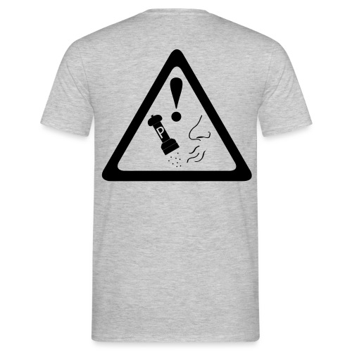 smell of pepper - T-shirt Homme