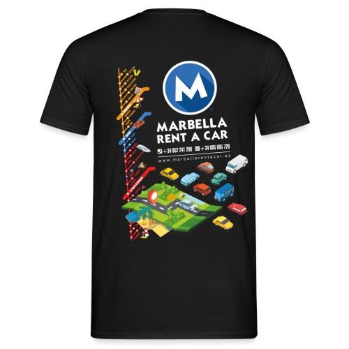 marbellarentacar.es - Men's T-Shirt