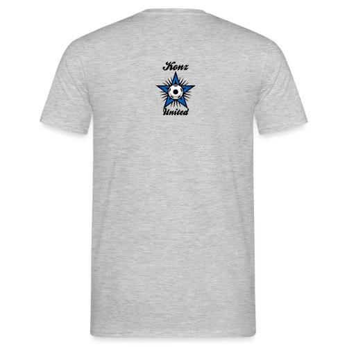 konzunited2 - Männer T-Shirt