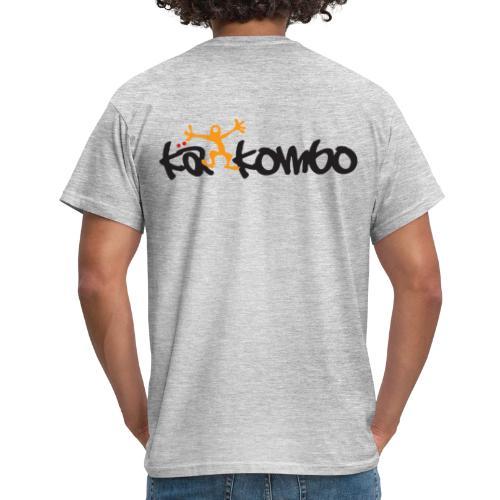 Logo Käkombo - Männer T-Shirt