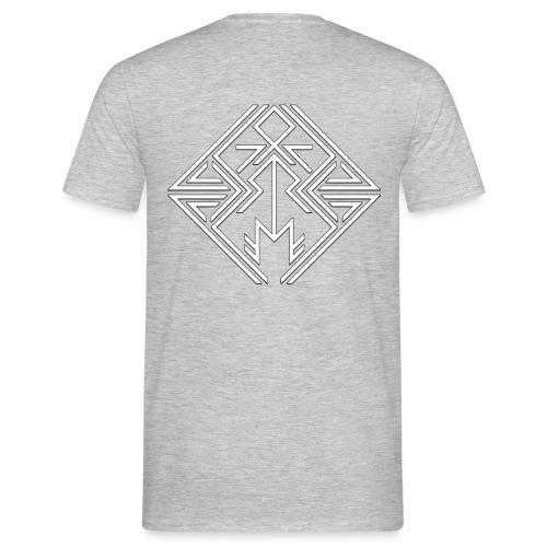 JDW-Designs Logo - Mannen T-shirt