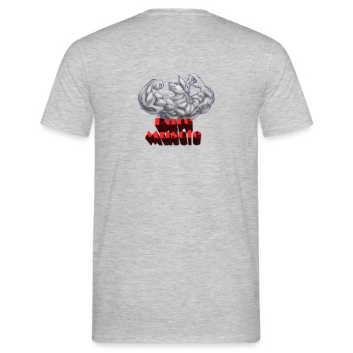 Pure Muscle BestFitness - Camiseta hombre