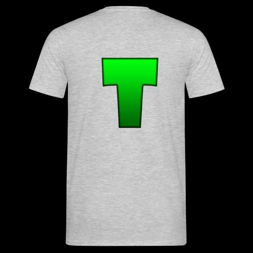 T merch - Maglietta da uomo