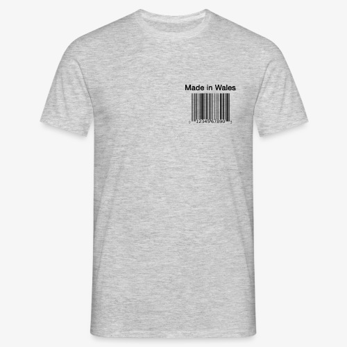 Made in Wales - Men's T-Shirt