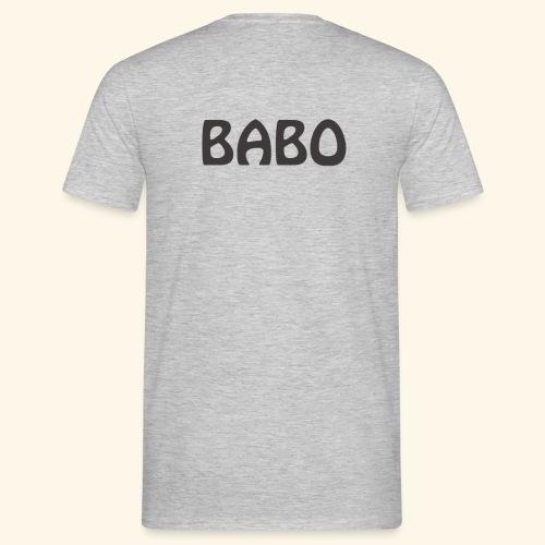 Babo - Männer T-Shirt