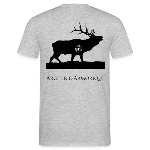 cerfbrame2 - T-shirt Homme