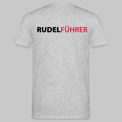 Rudelführer Hunde - Männer T-Shirt