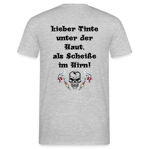 Lieber Tinte png - Männer T-Shirt