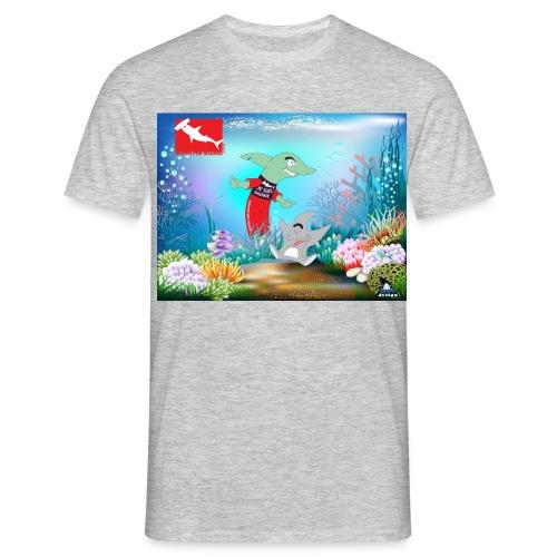 jesuis sharkie jpg - Camiseta hombre