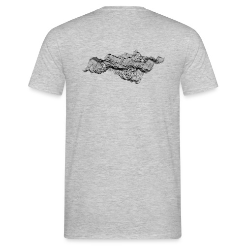 Isoheight - Männer T-Shirt