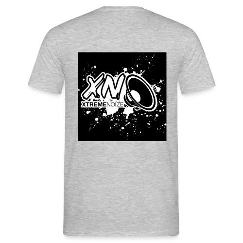 xn logo final3 - Männer T-Shirt