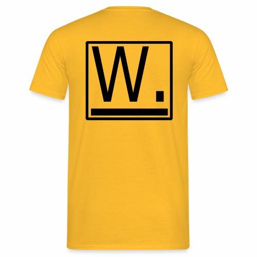 W. - Mannen T-shirt