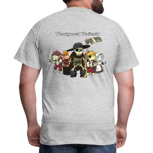 Kontadennoù ha mojennoù ar Marv - T-shirt Homme