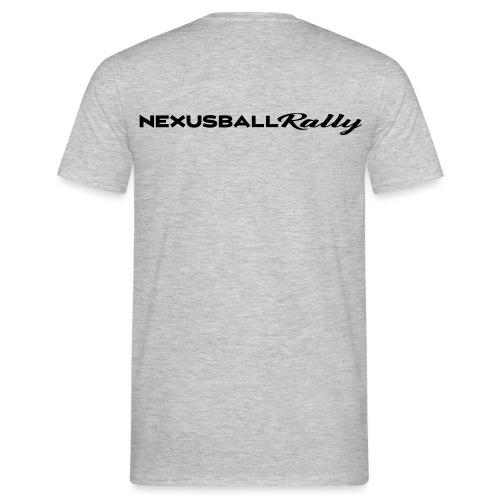 NexusBall Rally 2020 v2 - T-shirt herr