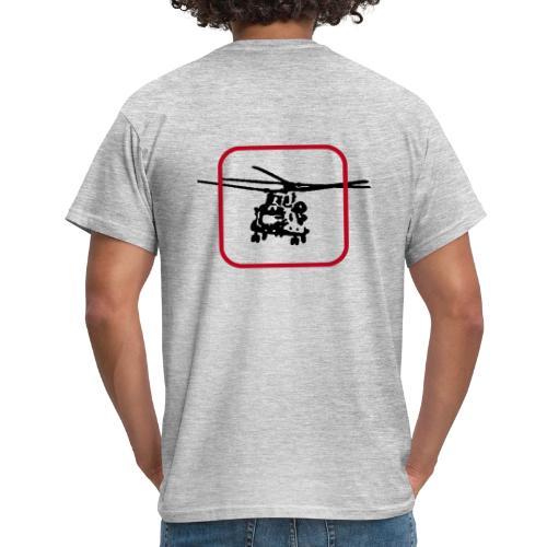 CH47 Chinook - Men's T-Shirt