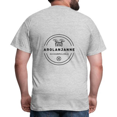 Janne Arola - kuva takana - Miesten t-paita