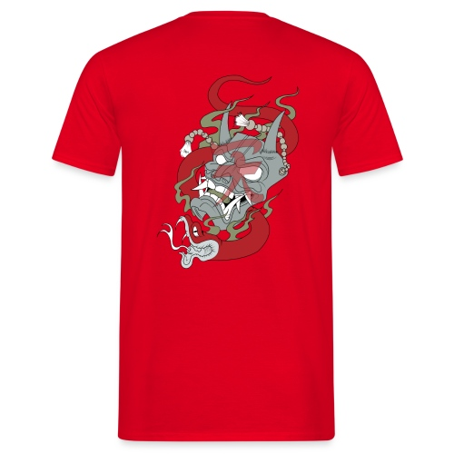 Démon - T-shirt Homme